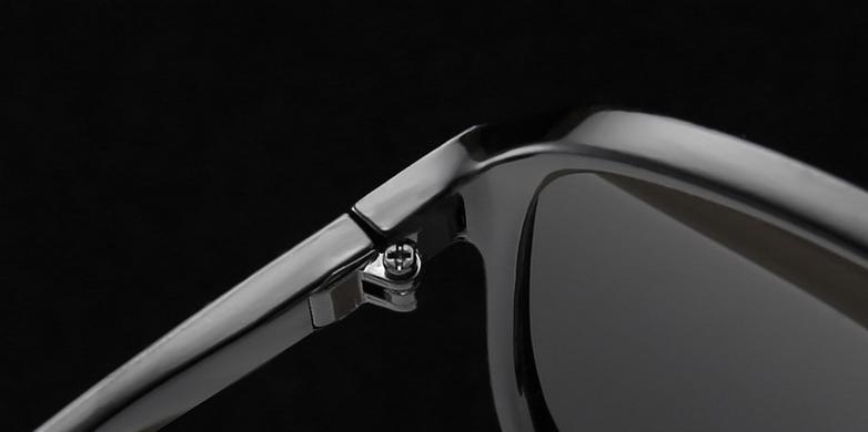 2020 Fashion Men Cool Square Style Gradient Polarized Sunglasses Driving Vintage Brand Design Cheap Sun Glasses Oculos De Sol