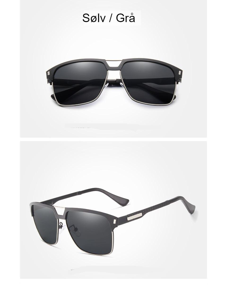 KINGSEVEN Brand Men's Fashion Polarized Sunglasses For Driving Plastic UV Protection Eyewear Designer Travel Sun Glasses